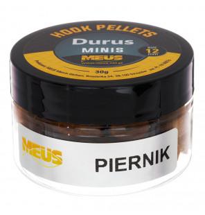 Meus Durus Hook Pellets 12mm Lebkuchen Hakenköder Meus Hookbaits
