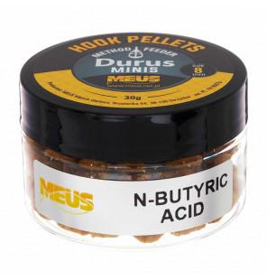 Meus Method Feeder Hook Pellets 8mm N-Butyric Acid Meus Method Feeder Baits