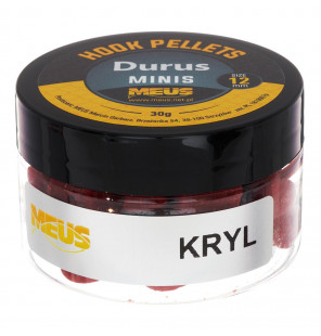 Meus Durus Hook Pellets 12mm – Krill Meus Hookbaits