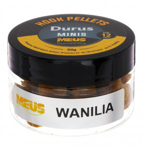 Meus Durus Hook Pellets 12mm – Vanille Meus Hookbaits