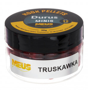 Meus Durus Hook Pellets 12mm – Erdbeere Meus Hookbaits