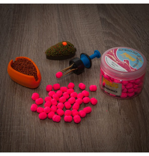 Meus Bloodworm Pop Up Dumbel 8mm Meus M.F. Pop Up´s