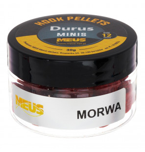 Meus Durus Hook Pellets 12mm Mulberry Hakenköder Meus Hookbaits