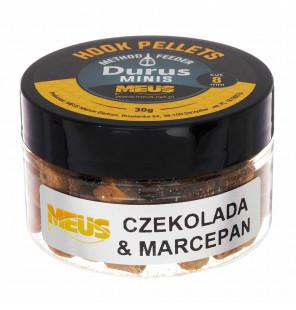 Meus Method Feeder Hook Pellets 8mm Schokolade & Marzipan Meus Method Feeder Baits