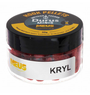 Meus Method Feeder Hook Pellets 8mm – Krill Meus Baits