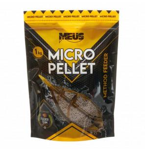 Meus Method Feeder Micro Pellets 2mm - Schokolade & Marzipan Meus Pellets