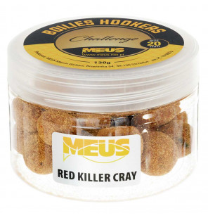 Meus Challenge Boilies Hookbaits 20mm – Red Killer Cray Meus Hookbaits