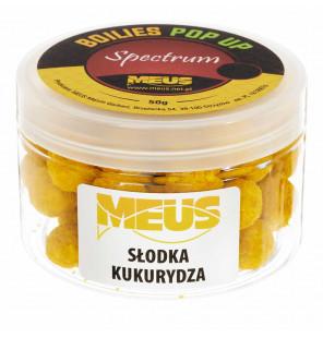 Meus Spectrum Pop Up Boilies 12mm Sweet Corn Köder Meus Pop Up´s