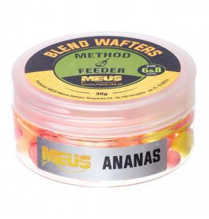 Meus Blend Wafters 6/8mm Ananas Meus Method Feeder Baits