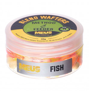 Meus Blend Wafters 6/8mm Fisch Meus Method Feeder Baits