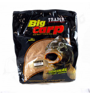Traper Big Carp Groundbait – Scopex 2,5kg Traper Groundbait & Partikelfutter