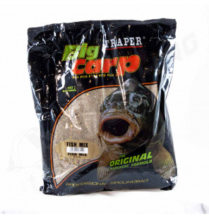 Traper Big Carp Groundbait – Fisch Mix 2,5kg Traper Groundbait & Partikelfutter
