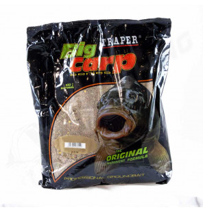 Traper Big Carp Groundbait – Hanf 2,5kg Traper Groundbait & Partikelfutter