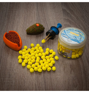 Meus Lemon Shock Wafter Dumbel 8mm Meus M.F. Pop Up´s