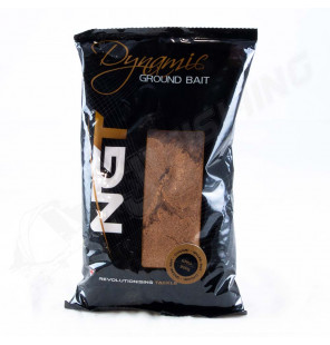 NGT Dynamic Groundbait Krill - 900g Bag NGT Groundbait & Partikelfutter