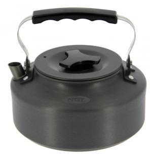NGT 1.1L Gun Metal Kettle NGT Outdoor Cooking
