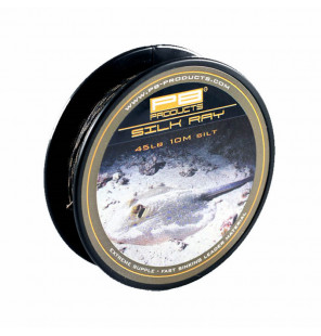 PB Products Silk Ray Leader - Silt 45lb 10m PB Products Schnüre