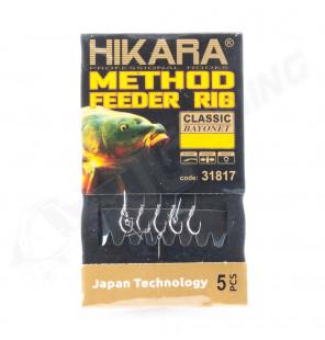 Traper Hikara Method Feeder Rig - Classic Bayonet 12/0,20 Traper Vorfächer