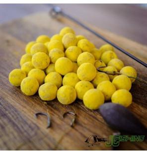 Meus Durus Sweet Corn Boilies 18mm 1kg Köder Meus Boilies