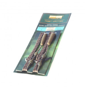 PB Products Extra Safe Heli-Chod Leader - Gravel 90cm 2pcs PB Products Vorfachmaterial