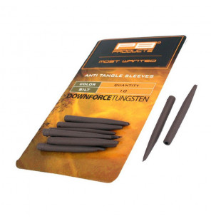 PB Products DT Anti Tangle Sleeves - Silt 10pcs PB Products Vorfachmaterial & Montage-Zubehör