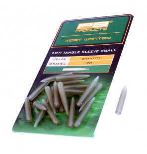 PB Products Anti Tangle Sleeves Small - Gravel 2cm 20pcs PB Products Vorfachmaterial & Montage-Zubehör