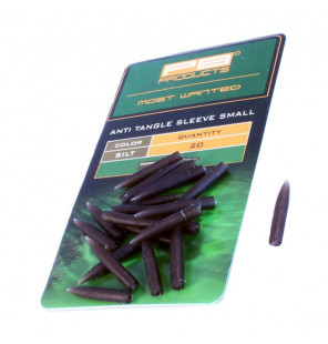 PB Products Anti Tangle Sleeves Small - Silt 2cm 20pcs PB Products Vorfachmaterial & Montage-Zubehör