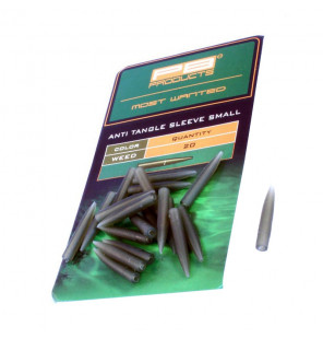 PB Products Anti Tangle Sleeves Small - Weed 2cm 20pcs PB Products Vorfachmaterial & Montage-Zubehör