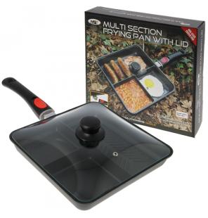 NGT 3 Way Outdoor Frying Pan with Lid NGT Beleuchtung & Kopflampen