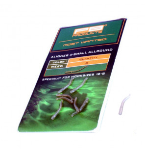 PB Products Aligner X-Small Allround - Weed 8pcs PB Products Vorfachmaterial & Montage-Zubehör