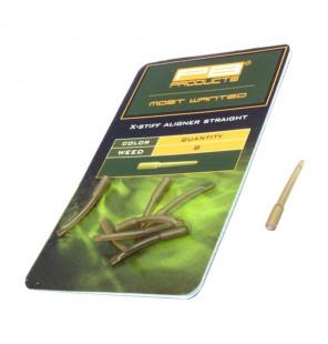 PB Products X-Stiff Aligner Straight - Weed 8pcs PB Products Vorfachmaterial & Montage-Zubehör