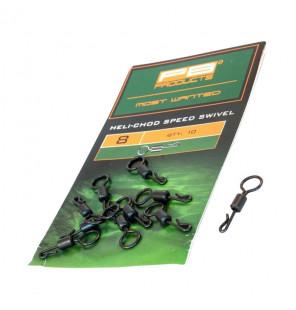 PB Products Heli-Chod Speed Swivel - Größe 8, 10pcs PB Products Swivels