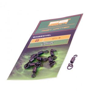 PB Products Ring Swivel - Größe 8, 8 Stück PB Products Swivels