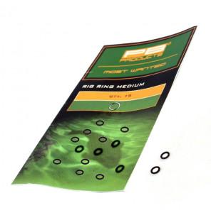 PB Products Rig Ring Medium - Ø 3,7mm, 15 Stück PB Products Swivels