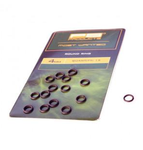 PB Products Round Ring - Ø 4mm, 15 Stück PB Products Swivels
