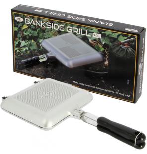 NGT Toastie Maker XL Gun Metal Toaster NGT Outdoor Cooking