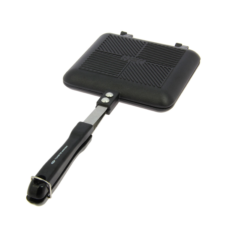 NGT Toastie Maker Black NGT Outdoor Cooking