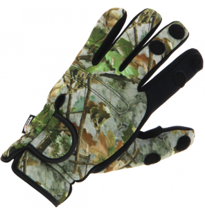 NGT Camo Neopren Gloves Handschuhe NGT Masken, Handschuhe & Co