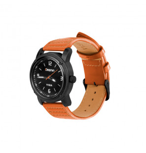 Delphin Armbanduhr WISIA Analog Watch Angler Uhr Delphin Masken, Handschuhe & Co