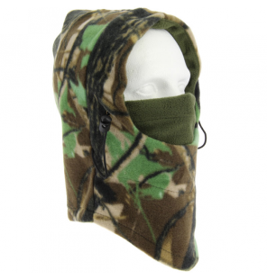 NGT Deluxe Camo Snood