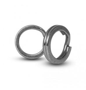 Catkong Catfish Ring 10 Stück Wels Split Ring Catkong Vorfachmaterial & Montage-Zubehör