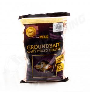 Meus Strawberry Carp Micro Pellet Groundbait Meus Groundbait & Partikelfutter