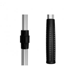 Delphin Kescher Metall V-Block 80x80cm Klappbar Delphin Kescher & Kescherzubehör