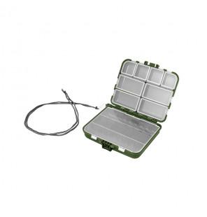 Delphin TBX Duo 125-11P - Box, 125x105x35mm Tackle Box Delphin Tackle Boxen