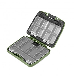 Delphin TBX Duo 105-18P - Box, 105x92x30mm Tackle Box Delphin Tackle Boxen