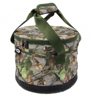 NGT Camo Insulated Bait Bin NGT Air Drying Boilie Bags