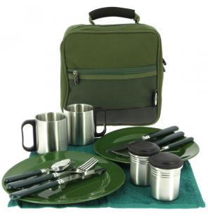 NGT Cutlery Set Deluxe Besteckset für 2 Personen ( 109 ) NGT Outdoor Cooking