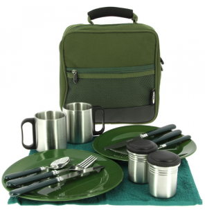 NGT Cutlery Set Deluxe NGT Outdoor Cooking