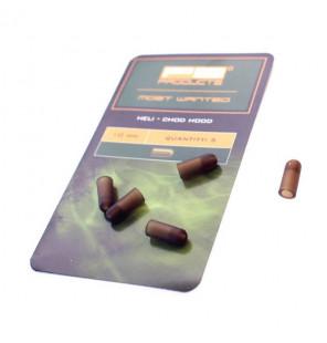 PB Products Heli-Chod Hood - Länge: ca. 10mm, Weed, 5 Stück PB Products Heli-Rig Zubehör