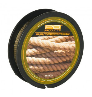 PB Products Armabraid - 15lb, Weed, 20m PB Products Vorfachmaterial & Montage-Zubehör